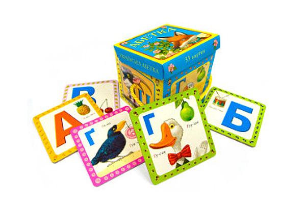 як навчити дитину літерам-2
