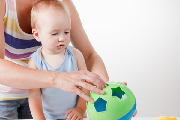 Як розвивати 8 місячну дитину-2