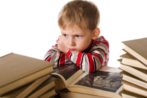 чому дитина не хоче вчитися
