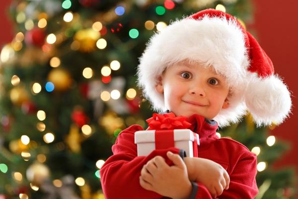 Що подарувати дитині на Новий рік