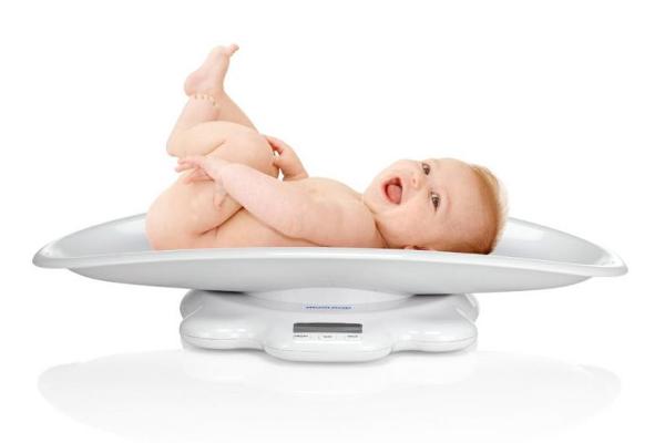 чому дитина не набирає вагу