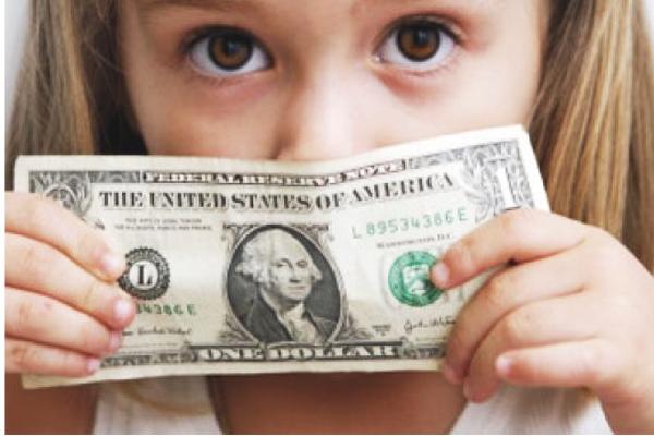 Якщо дитина краде гроші-1