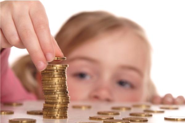 Якщо дитина краде гроші