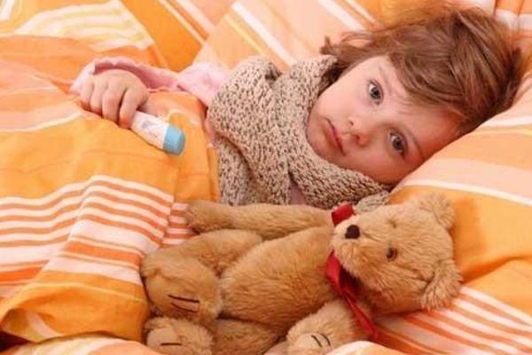 Чому в дитини температура-2
