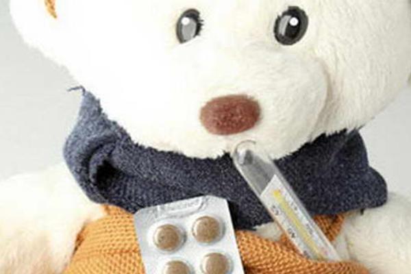 Чому в дитини температура-3