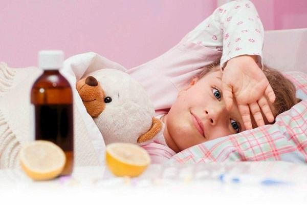 чому дитина часто хворіє