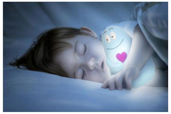 Дитина боїться спати сама