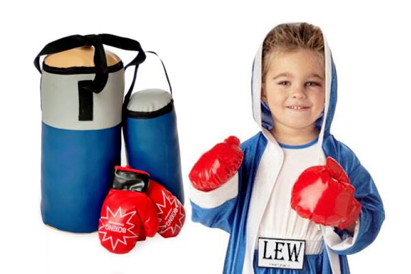 Як вибрати боксерську грушу-1