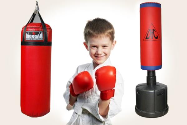Як вибрати боксерську грушу