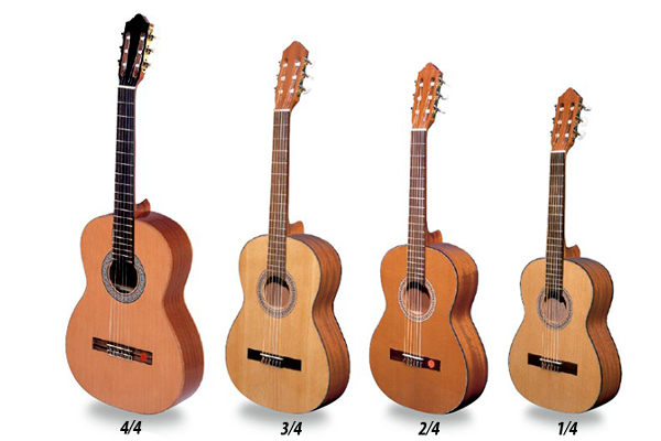 Як вибрати дитині гітару-2