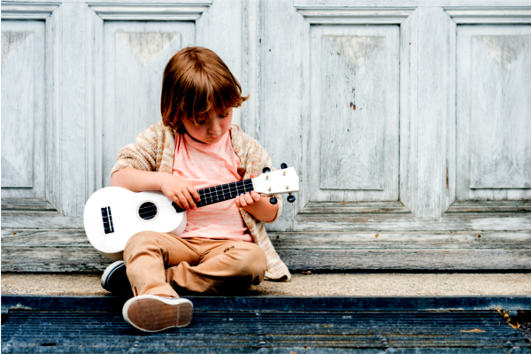 Як вибрати дитині гітару