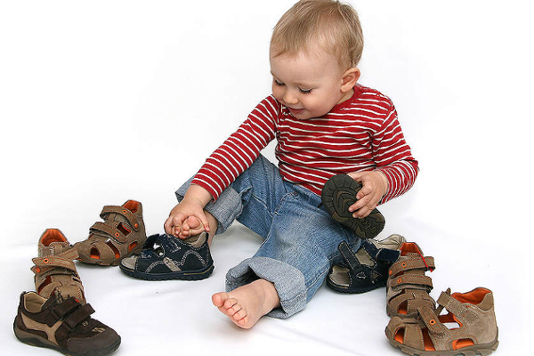 як вибрати взуття для дитини-3