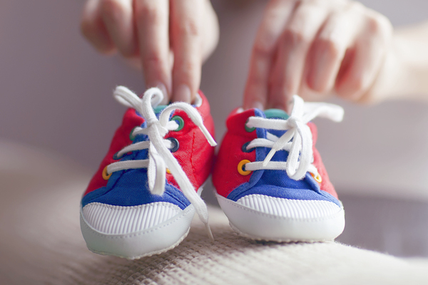 як вибрати взуття для дитини