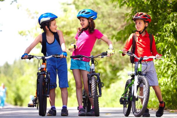 як вибрати дитячий велосипед-1