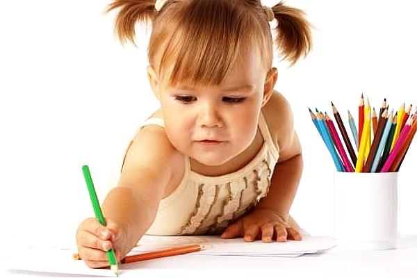 Чим зайняти дитину в 3 роки-4