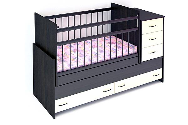Як вибрати ліжечко для дитини-4
