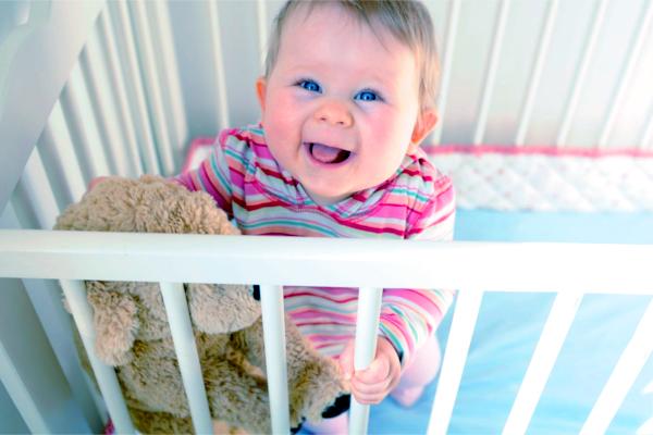 Як вибрати ліжечко для дитини