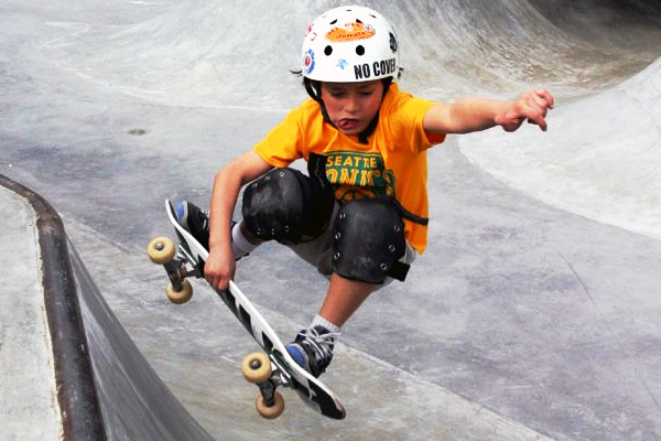 як выбрати дитині скейт