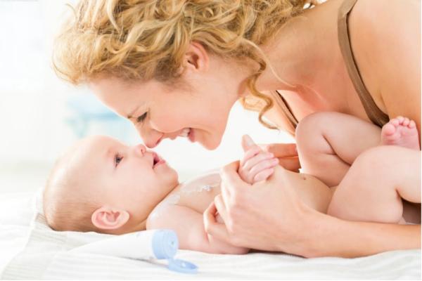 як вибрати дитячий крем