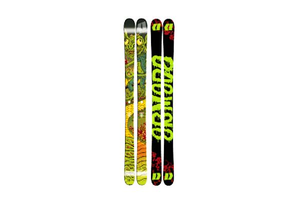 Як вибрати гірські лижі для дитини fd325c94c16e2