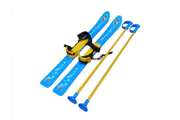 як вибрати дитячі лижі-2