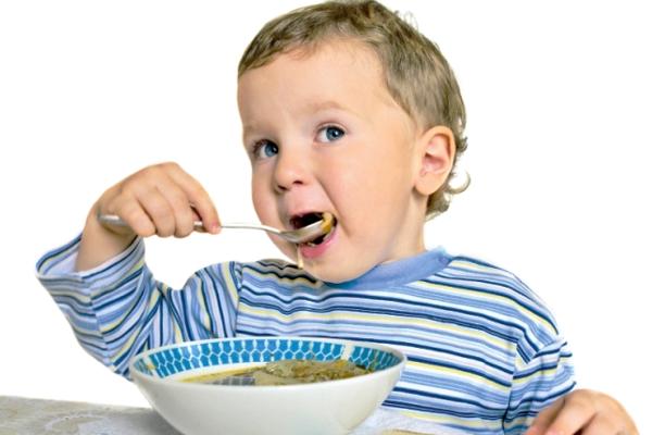 Як навчити дитину жувати-2