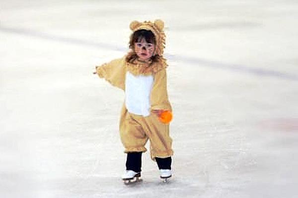 Як навчити дитину кататися на ковзанах-2