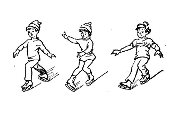 Як навчити дитину кататися на ковзанах-6