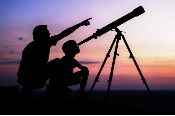 як вибрати дитячий телескоп