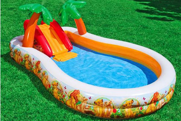 Як вибрати дитячий бассейн