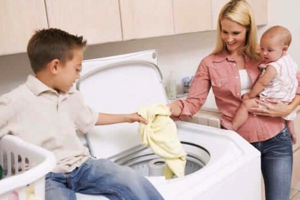 як прати одяг новонародженого-2