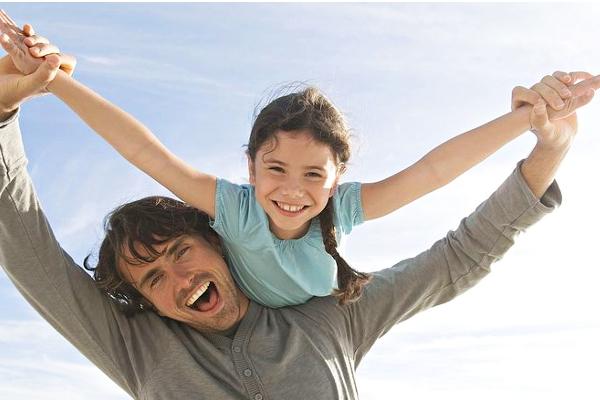 Роль батька в житті доньки-1