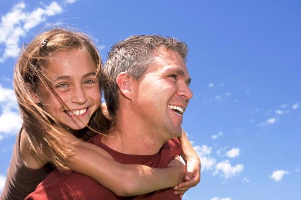Роль батька в житті доньки-4