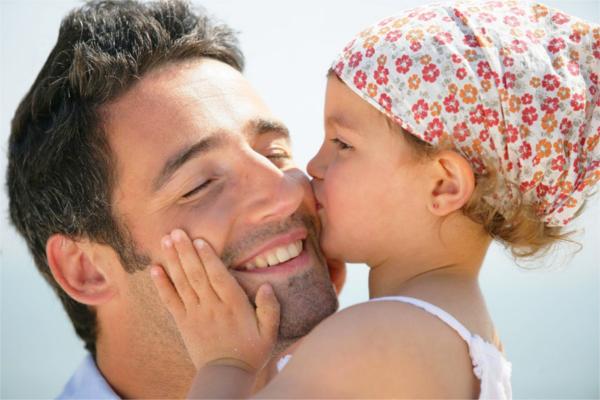 Роль батька в житті доньки
