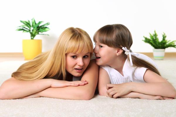 як налагодити відносини з дітьми